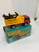Load image into Gallery viewer, MATCHBOX CATTLE TRUCK