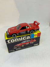 Load image into Gallery viewer, TOMICA TOMY 1/68 #65 SKYLINE SILHOUETTE FORMULA ~ Free Shipping Worldwide !!!