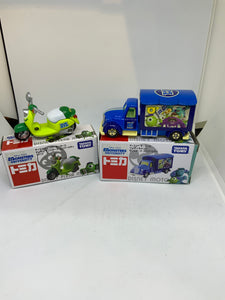 TOMICA TOMY CHIM CHIM & Good Day Carry