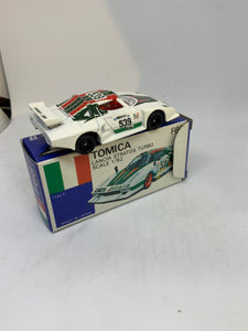 Tomy Tomica 1/62 Italia F66 LANCIA STRATOS TURBO Made In Japan