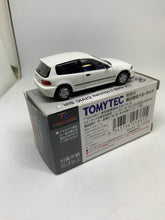 Load image into Gallery viewer, TOMICA Limited Vintage Neo TOMYTEC HONDA CIVIC EG6 SiR LV-N48 White