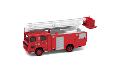 Preorder - Tiny City 05 Diecast Model Car-Fire Fighting Hydraulic Lift (F58) - Release Date : Jan 2021