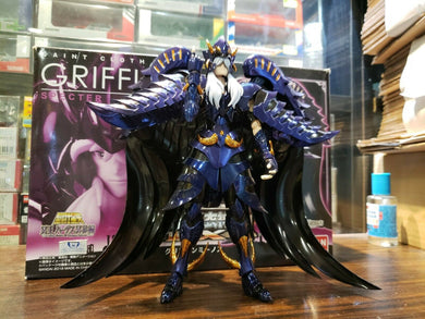 Saint Seiya Myth Cloth EX Griffon Minos Hades Surplice Bandai Tamashii Exclusive - Brand New ( Free Shipping Worldwide !!! )