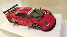 Load image into Gallery viewer, 1:12 APM Mclaren F1 GTR Red. Resin