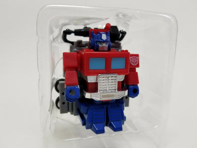 Choro Q Robo Transformers Optimus Prime Takara. Cybertrons transform and attach