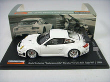 Load image into Gallery viewer, Spark Porsche 911 GT3 RSR Endurance Info Edition 997 2008 White 1:43