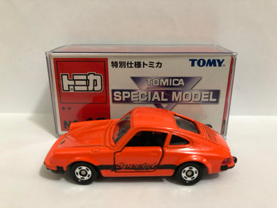 Takara Tomy Tomica Special Model 13 Porsche 911S (Wrong Box Version) (#Y)