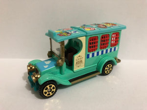 Takara Tomy Tomica Tokyo Disney Big City Vehicle Police Wagon Toy Story Mania (#Y)