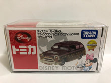 Load image into Gallery viewer, Takara Tomy Tomica Disney Motors Lagoon Wagon Valentine 2013 Minnie (#Y)