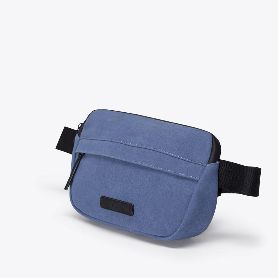 Ucon Acrobatics • Jacob Bag • Suede Series (Blue)