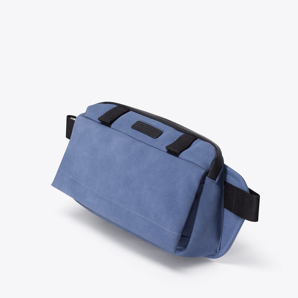 Ucon Acrobatics • Luca Bag • Suede Series (Blue)
