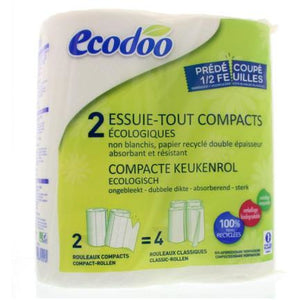 Ecodoo kitchen roll ecological