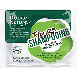 solid shampoo for greasy hair