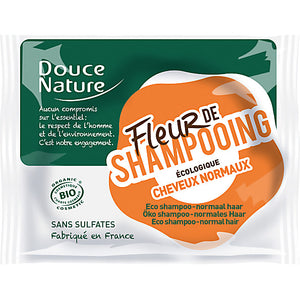 solid shampoo for normal hair