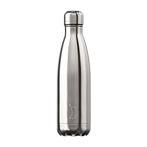 Chilly's bottles, chrome edition