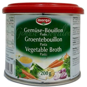 vegetable broth paste organic