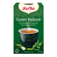 Load image into Gallery viewer, green balance tea