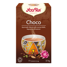 Load image into Gallery viewer, Choco yogi tea