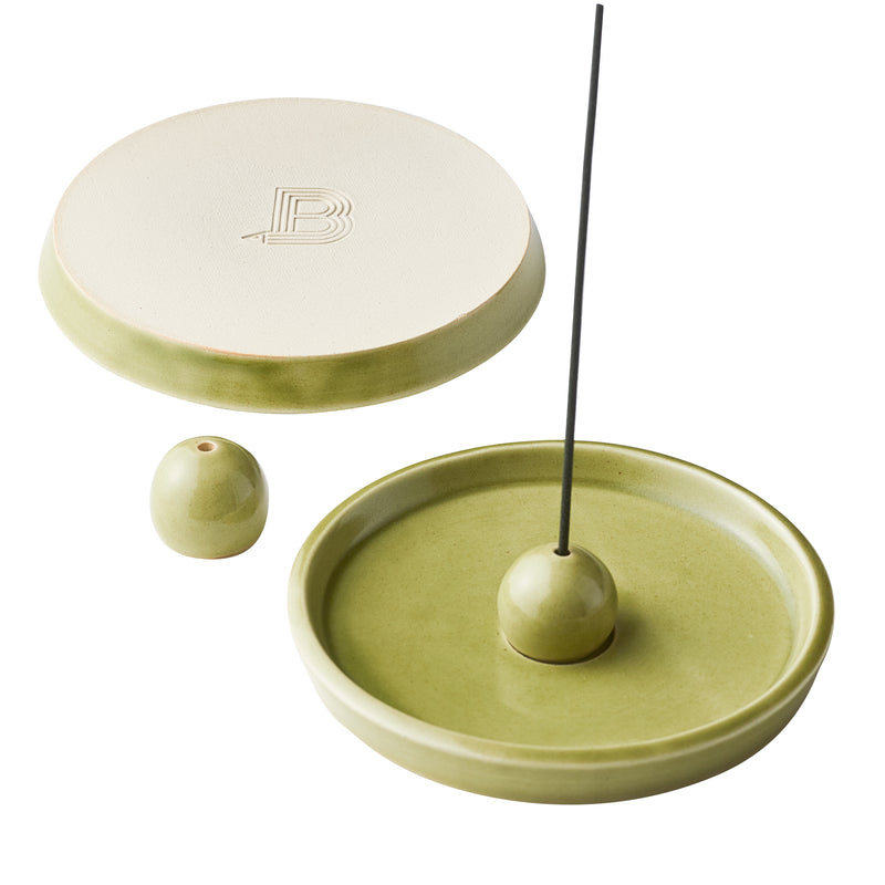 ORIGINAL INCENSE HOLDER - Khaki  -