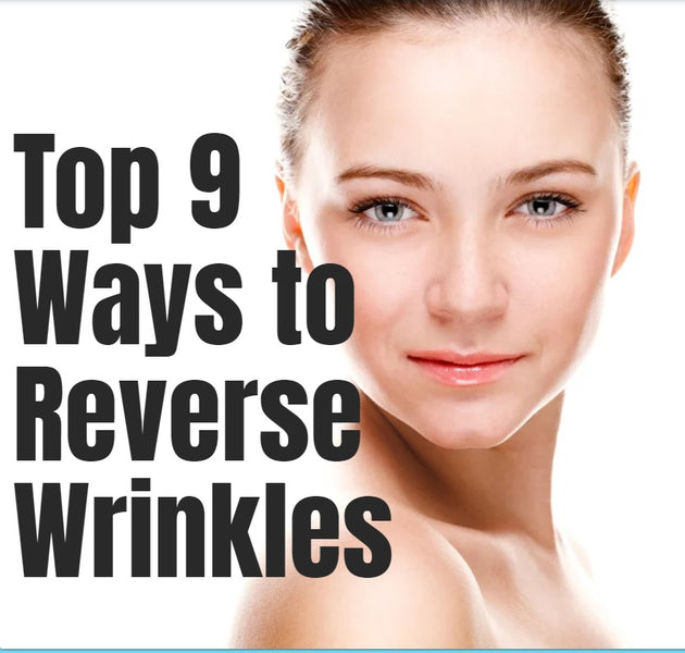 9 Surefire Ways to Get Rid of Wrinkles