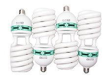 Fovitec  StudioPRO - 4x 105 Watt Daylight Fluorescent Light Bulb - [4 Pack][105W][5500K][CFL][Full Spectrum]