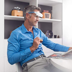 Luminette 2 - SAD Bright Light Therapy Glasses - More than 60,000 users have more energy and sleep better