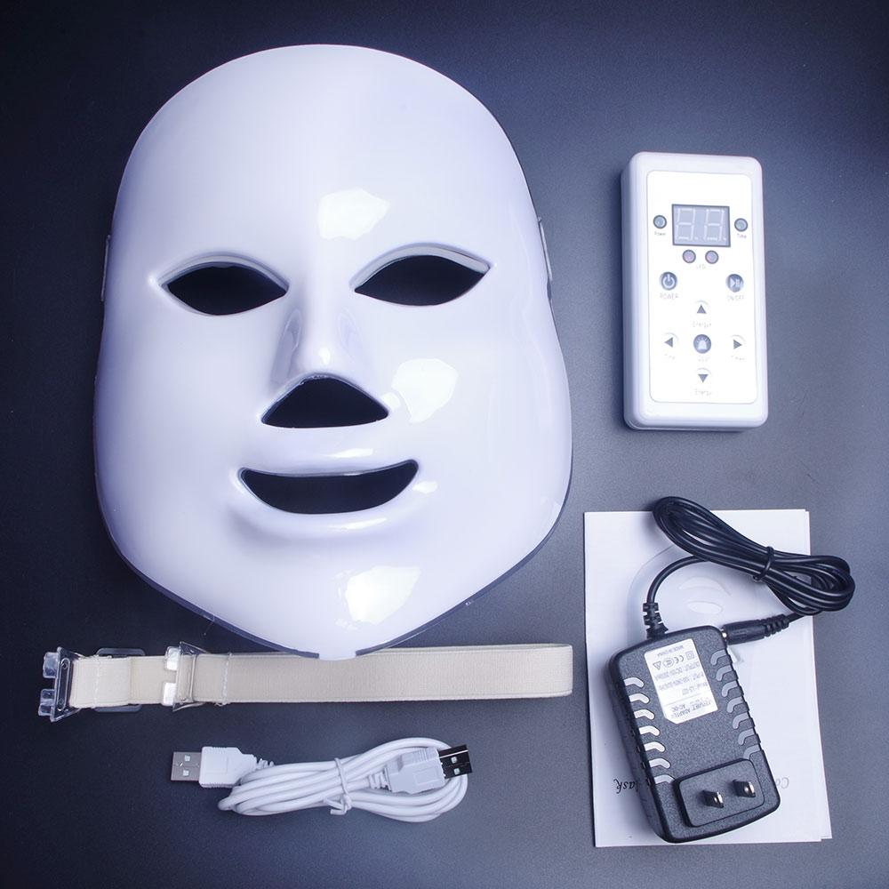 Rubylux Led Light Therapy Mask Rubyluxlights
