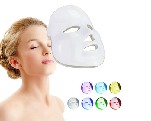 RubyLux LED Light Therapy Mask