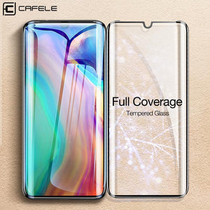 Full Coverage Glass Screen Protector for Huawei P30 P30Pro P30Lite