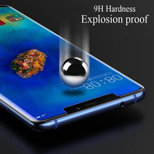 5D Curved Full Coverage Tempered Glass Screen Protector For Huawei Mate 20 20Pro 20Lite