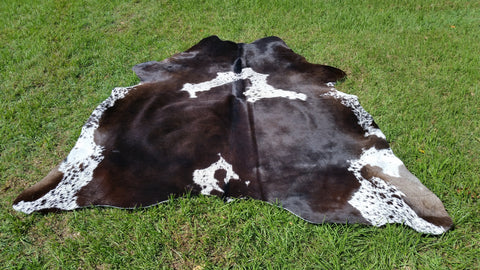 Cowhide Leather Rug CHR004