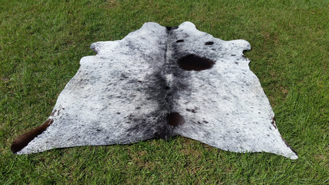 Cowhide Leather Rug CHR005