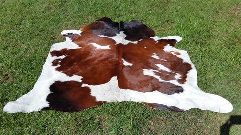 Cowhide Leather Rug CHR009