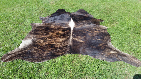 Cowhide Leather Rug CHR012