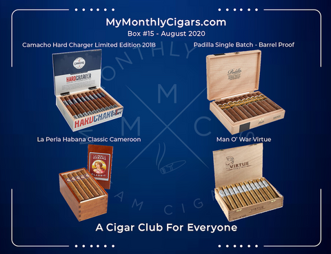 My Monthly Cigars - A Cigar Club For Everyone