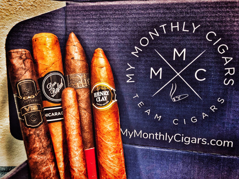 My Monthly Cigars - A Cigar Club For Everyone - Box #16 - September 2020