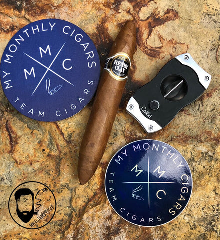 Final Third Cigar - Henry Clay Limited Edition 2018 - My Monthly Cigars