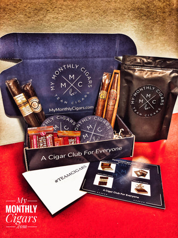 MyMonthlyCigars.com - July 2019 Box