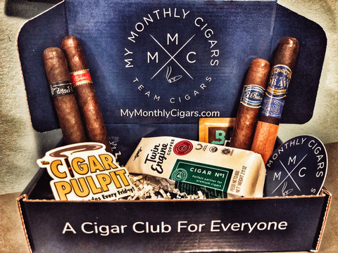 My Monthly Cigars Box #10 - March 2020