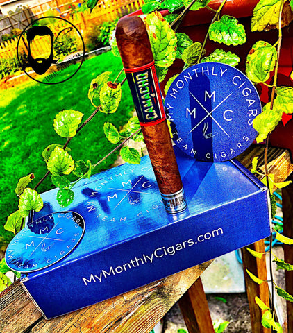 Final Third Cigar - Cigar Review - Camacho Hard Charger Limited Edition 2018 - My Monthly Cigars - A Cigar Club For Everyone