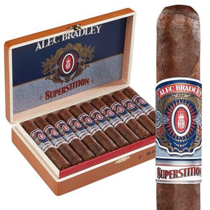 Alec Bradley Superstition
