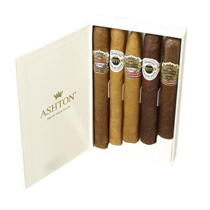 Ashton 5-Cigar Assortment Sampler