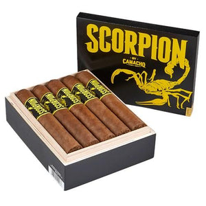 Camacho Scorpion Sun Grown