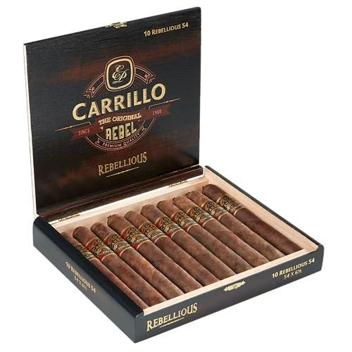 E.P. Carrillo Rebel Rebellious