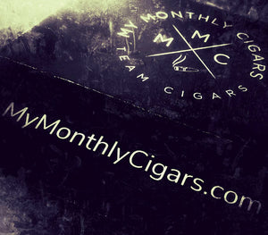 The Robusto - 4 Cigars Monthly