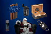 Load image into Gallery viewer, MMC Holiday Cigar Gift Pack