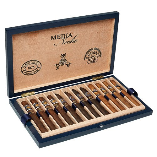 Media Noche 12 Cigar Sampler