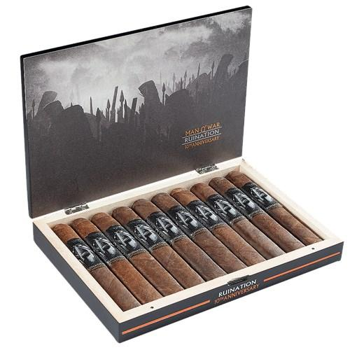 Man O' War Ruination 10th Anniversary
