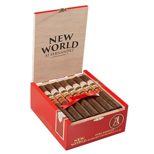 New World Puro Especial by AJ Fernandez