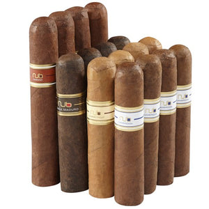 Nub 16-Cigar Super-Sampler